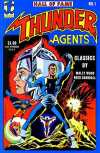 Hall of Fame featuring the T.H.U.N.D.E.R. Agents Comic Books. Hall of Fame featuring the T.H.U.N.D.E.R. Agents Comics.