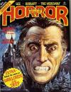 Halls of Horror Comic Books. Halls of Horror Comics.
