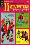 Hanna-Barbera Hi-Adventure Heroes comic books