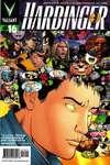 Harbinger #16 comic books for sale