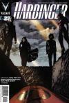 Harbinger #23 comic books for sale