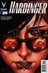 Harbinger #24 comic books for sale