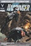 Harbinger #25 comic books for sale