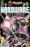 Hardware #21 comic books for sale