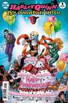 Harley Quinn 25th Anniversary Special comic books