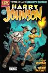 Harry Johnson comic books