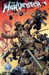 Harvester comic books