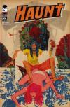 Haunt #22 comic books for sale