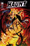 Haunt #23 comic books for sale