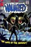 Haunted #8 comic books for sale