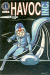 Havoc Inc. #8 Comic Books - Covers, Scans, Photos  in Havoc Inc. Comic Books - Covers, Scans, Gallery