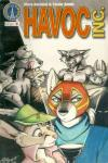 Havoc Inc. #9 Comic Books - Covers, Scans, Photos  in Havoc Inc. Comic Books - Covers, Scans, Gallery