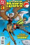 Hawk and Dove comic books