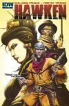 Hawken #3 comic books for sale