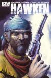 Hawken #4 comic books for sale