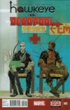 Hawkeye vs. Deadpool #2 comic books for sale