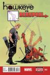 Hawkeye vs. Deadpool #3 comic books for sale