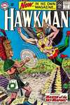 Hawkman comic books