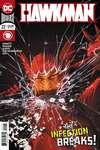 Hawkman #22 comic books for sale