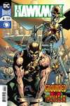 Hawkman #4 comic books for sale