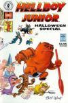 Hellboy Jr. #1 comic books for sale
