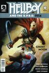 Hellboy and the B.P.R.D.: 1954 - Ghost Moon Comic Books. Hellboy and the B.P.R.D.: 1954 - Ghost Moon Comics.