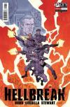 Hellbreak comic books