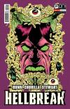 Hellbreak #2 comic books for sale