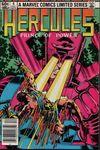 Hercules #4 comic books for sale