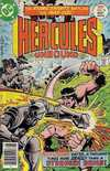 Hercules Unbound #10 comic books for sale