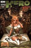 Hero Comics 2011 comic books