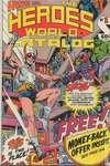 Heroes World Catalog comic books
