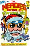 Heroes World Catalog #2 comic books for sale