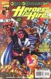 Heroes for Hire #16 Comic Books - Covers, Scans, Photos  in Heroes for Hire Comic Books - Covers, Scans, Gallery