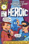 Heroic comic books