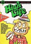 High Life comic books
