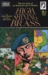 High Shining Brass Comic Books. High Shining Brass Comics.