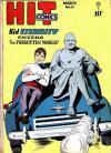 Hit Comics comic books
