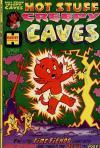 Hot Stuff Creepy Caves comic books
