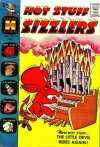 Hot Stuff Sizzlers comic books