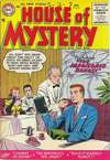 House of Mystery #49 comic books for sale