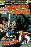Howard the Duck comic books