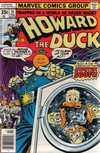 Howard the Duck #21 comic books for sale