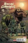 Howling Commandos of S.H.I.E.L.D. comic books