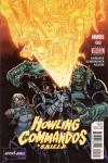 Howling Commandos of S.H.I.E.L.D. #2 comic books for sale