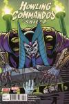Howling Commandos of S.H.I.E.L.D. #4 comic books for sale