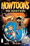 Howtoons Re Ignition # comic book complete sets Howtoons Re Ignition # comic books