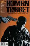 Human Target #6 comic books for sale
