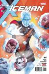 Iceman Comic Books. Iceman Comics.