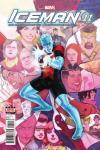 Iceman #11 comic books for sale